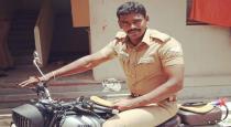 Police officer stolen cash from prisoner