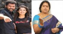 Prabudeva wife heavy anger to Nayanthara
