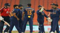 Ind vs Eng odi team anounced by England