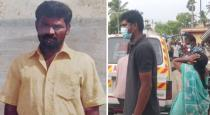 Man killed by brother wife