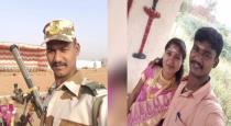 Indian Army man dead