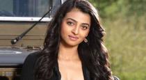 Radhika apte share her marriage secret