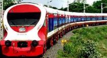 raiway department announced special train