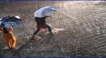 chennai rain - people happy - tamilnadu weatherman
