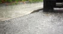 heavy rain in chennai