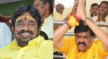 admk mla talk about minister rajendra balaji