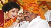rajini daughter pooja in temple