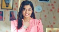 rashmika request to fans that dont come to her home