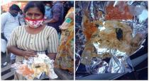 Rat found in hotel sambar near Covai government hospital