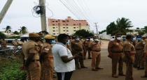 raid in former minister MR vijayabaskar house