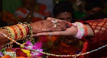 Man married bride sister at last time