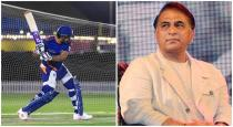 Gavaskar raises question for not picking rohit sharma in india squad