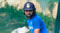 Rohith sharma talk about duff bowler