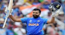 new player for rohit sharma