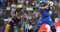 Mumbai vs Kolkata ipl t20 mumbai won by 8 wickets