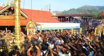 sabarimalai temple permission