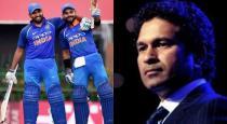sachin talk about indian team
