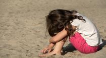 7 years girl killed near UP viral news
