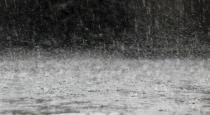 rain in chennai.