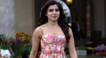samantha fight without doop shooting video viral
