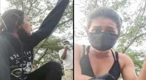 samyuktha-hedge-attacked-by-people-in-park