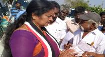 sarubala thondaiman helping to people