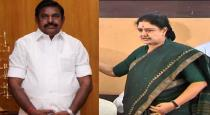 tamilnadu cm talk about sasikala