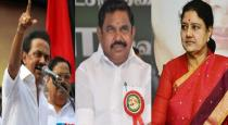 stalin talk about sasikal release