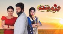 Karthik may be releave from semparuthi serial