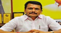 minister senthilbalaji talk about power cut