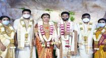 Director Shankar daughter wedding photos