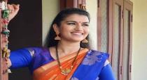 rajarani serial actress sri devi naming ceremony