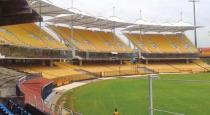 fans allowed in chennai stadium