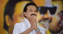 family-members-drawing-gift-to-mk-stalin
