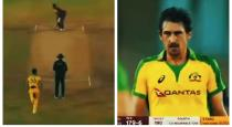 Mitchell starc final over against to andre russell