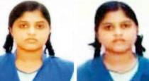 twin sisters commits suicide for scolding mother