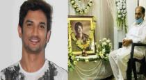 Sushanth last conversation with his father