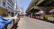 Tnagar shops closed