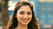 Actress thamanna in saree photos goes viral