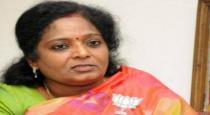 Tamilisai Soundararajan mother passed away