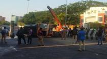 Chennai tanker lorry accident