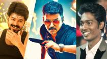 Vijay and Atlee team up again after Thalapathi 66