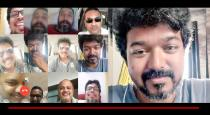Actor vijay latest trend video