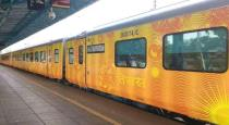 Train service resume in Tamil Nadu