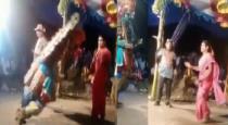 theru koothu kalaingar died while dancing