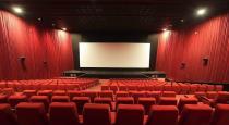theatre open wil tamilnadu