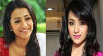 Top 3 best indian actors says thrisha