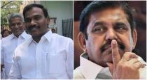 DMK MP A Raja should meet election commissioner