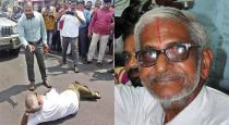 Actor soori message about traffic ramasamy dead