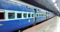young man died in train